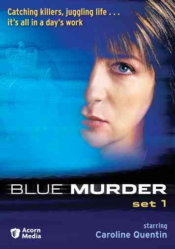 BLUE MURDER SET 1 BY BLUE MURDER (DVD)