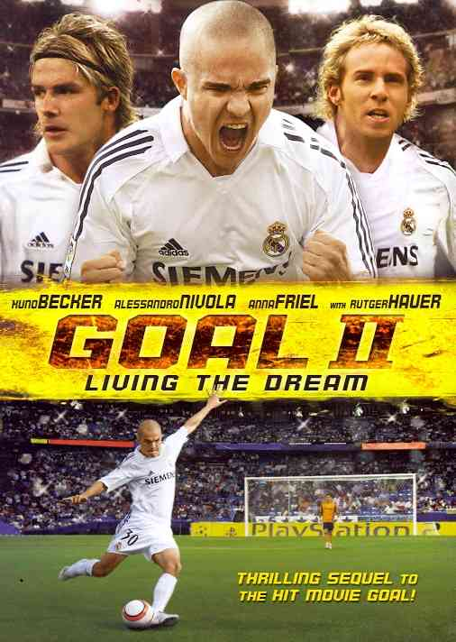 GOAL II:LIVING THE DREAM BY COLLET-SERRA,JAUME (DVD)